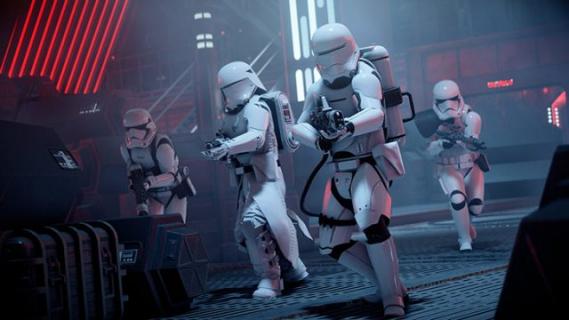 Star Wars Jedi: Fallen Order tworzone przez nowy zespół studia Respawn