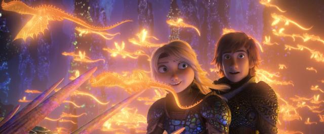 Box Office: Jak wytresować smoka 3 ponownie wygrywa weekend