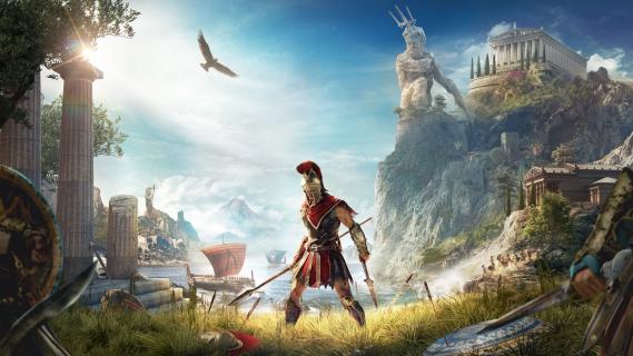 Assassin's Creed: Odyssey to jedna z najlepszych odsłon serii. Przegląd ocen gry