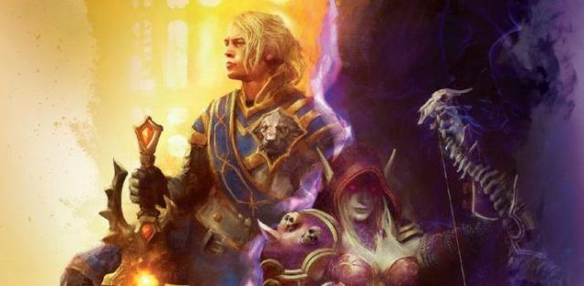 Latem ukaże się Cisza przed burzą, nowa powieść z World of WarCraft