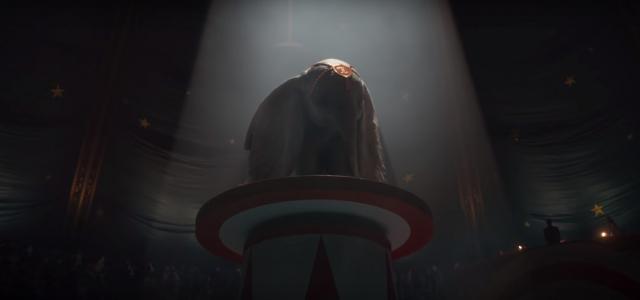 Oto aktorska wersja Dumbo. Zobacz zwiastun filmu Tima Burtona