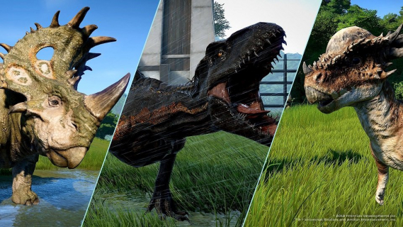 Jurassic World Evolution z darmowym dodatkiem filmowym