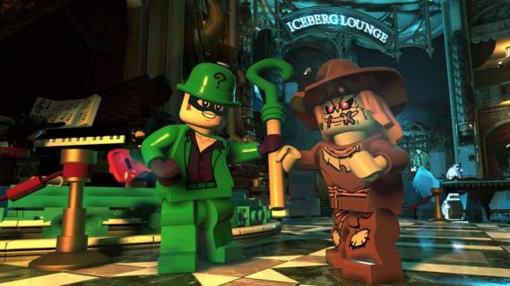 Dobrze być złym. Pierwszy gameplay z LEGO DC Super-Villains