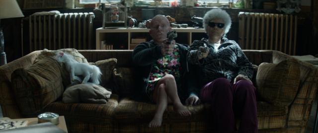 Pyskaty Najemnik straszy widza. Zabawna reklama promuje Deadpoola 2 na Blu-ray