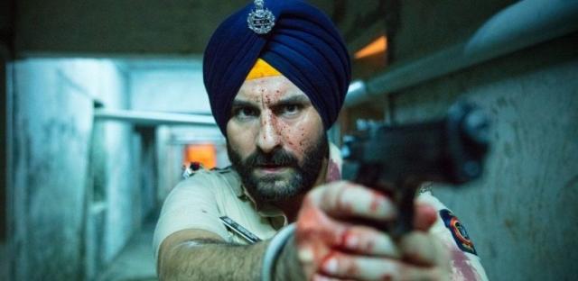 Netflix zrobił serial w Indiach. Zwiastun mrocznego Sacred Games