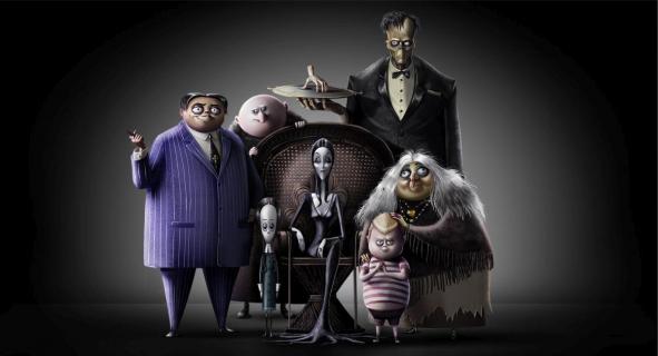 The Addams Family - pierwszy teaser animacji o upiornej rodzince!
