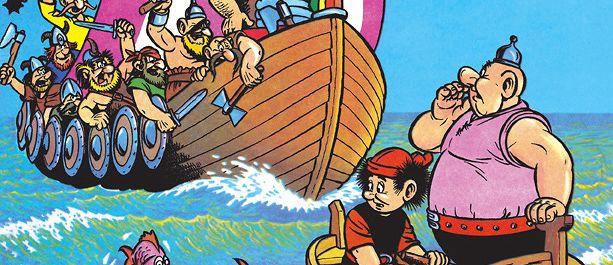 Zobacz okładki komiksów z sierpniowej oferty Egmontu