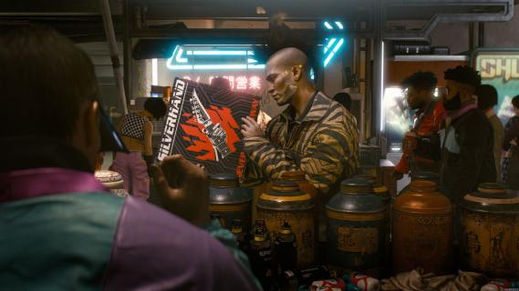 Cyberpunk 2077 ma być dopracowany jak Red Dead Redemption 2