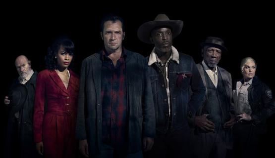 Hap i Leonard: sezon 3 – recenzja
