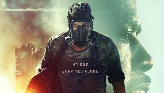Forest Whitaker i Theo James w filmie How It Ends od Netflixa. Zobacz zwiastun