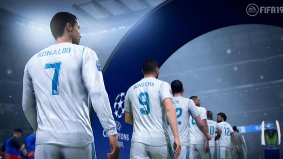 FIFA 19 i kłopotliwy transfer Cristiano Ronaldo