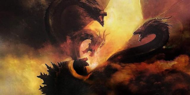 Godzilla 2: Król potworów – przerażający Ghidorah na nowym zdjęciu z filmu