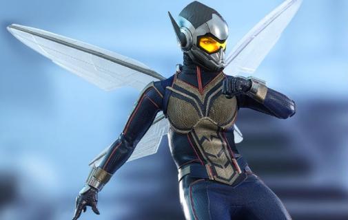 Ta Wasp może ukąsić. Ant-Man i Osa – zobacz zdjęcia figurki
