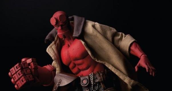 Kupcie sobie herosa z Piekła. Hellboy – tak wygląda figurka z Comic-Conu