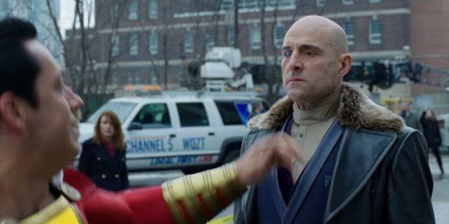 Shazam! – bohater i Dr Sivana na nowym zdjęciu z filmu