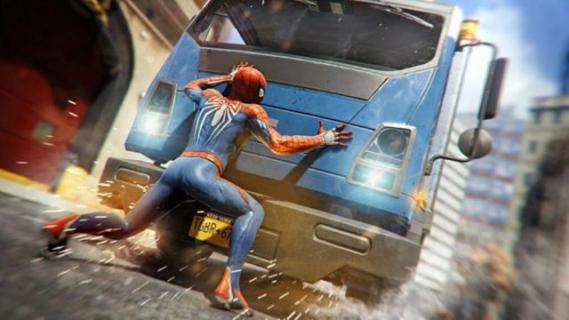 Zwiedzanie Nowego Jorku i walka ze zbirami w nowym wideo z gry Spider-Man