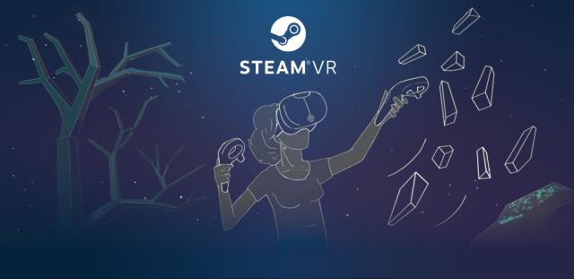 Użytkownicy Steama coraz chętniej sięgają po gogle VR