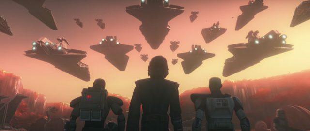 [SDCC 2018] Gwiezdne Wojny: Wojny Klonów powrócą z nowymi odcinkami. Klimatyczny zwiastun!