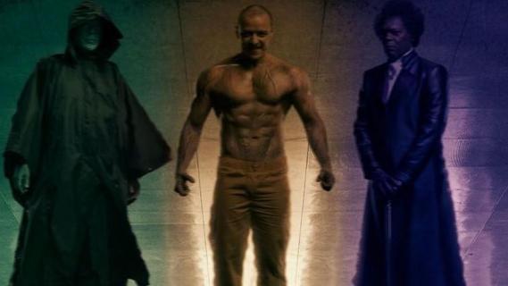 Glass – nowy zwiastun filmu. Dunn, Crumb i Price sieją chaos