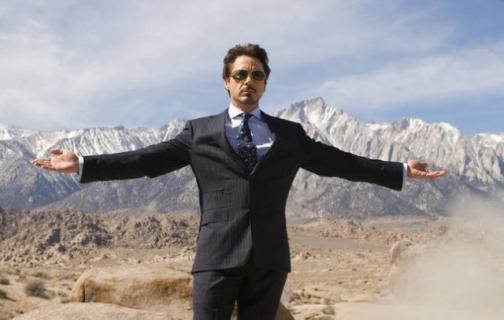 Czapki z głów – Robert Downey Jr. wymyślił finał Iron Mana i zmienił MCU