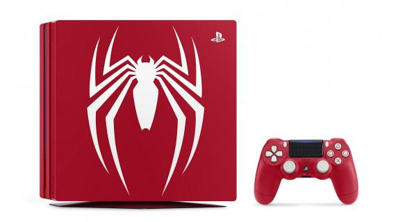 Pajączek doczeka się własnej wersji PS4 Pro