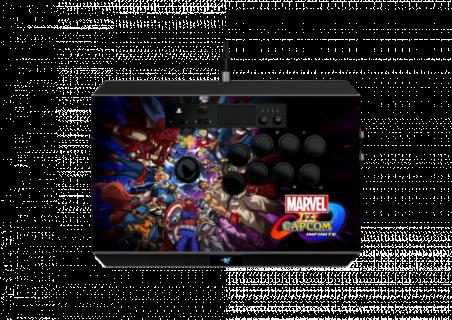 Kontroler Razera dla fanów serii Marvel vs. Capcom