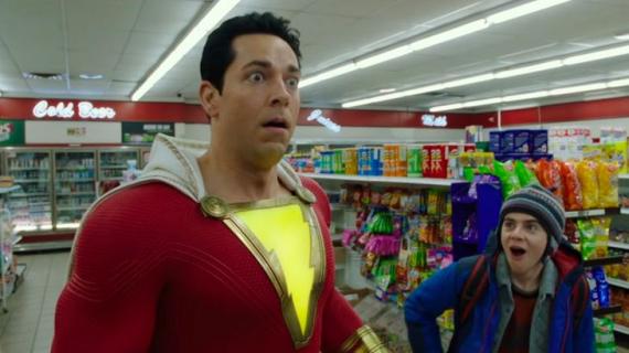 Shazam! - kulisy zaskakującego epizodu. Producent zdradza przyczyny