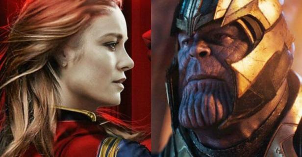 Avengers: Wojna bez granic – Kapitan Marvel zna już Thanosa? Nowy easter egg