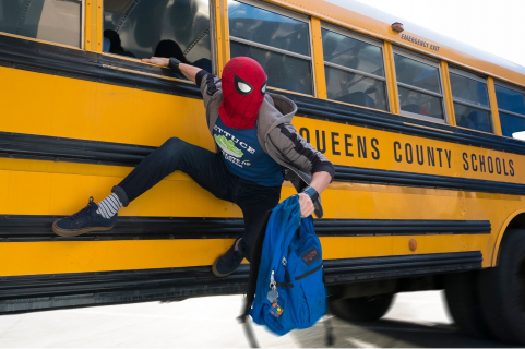 Avengers: Wojna bez granic – Spider-Man w czerni? Szkice bohatera MCU