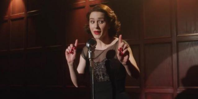 Zwiastun 2. sezonu serialu The Marvelous Mrs. Maisel