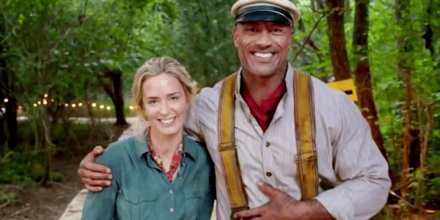 Jungle Cruise - The Rock zapowiada epicki film. Nowe zdjęcie z planu