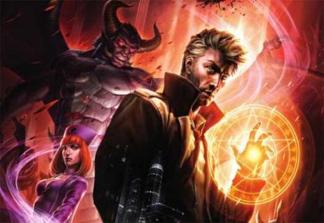 Zobacz zwiastun animacji Constantine: City of Demons. Jest kategoria R