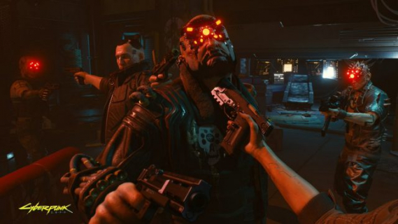 Cyberpunk 2077 zobaczymy na targach E3 2019