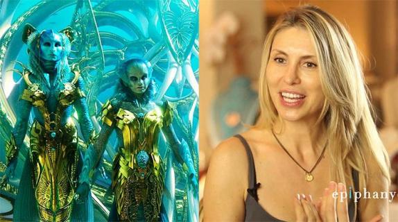Aquaman – Polka jako królowa ludu Fisherman. Poznajcie Natalię Safran