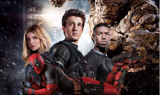Fantastyczna Czwórka w Deadpoolu 2? Szkice koncepcyjne ujawniają plany Tima Millera
