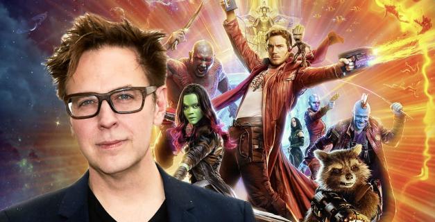 Strażnicy Galaktyki 3 – James Gunn wraca na stanowisko reżysera filmu MCU!
