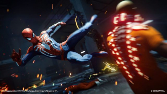 Parker i jego dziwne relacje. Zwiastun Marvel's Spider-Man