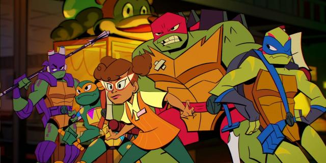 Rise of the Teenage Mutant Ninja Turtles – obejrzyj za darmo pilot serialu