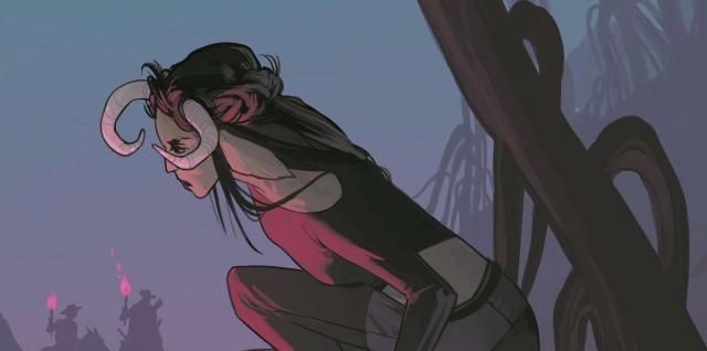 Saga #08 – recenzja komiksu