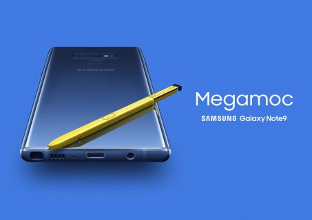 Galaxy Note9 – Samsung chce być jak J.A.R.V.I.S
