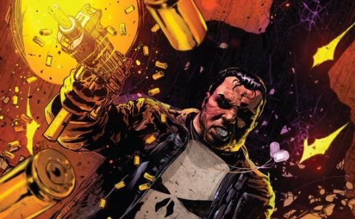 Komiksowy Punisher posłał kulkę w głowę ikonicznego złoczyńcy