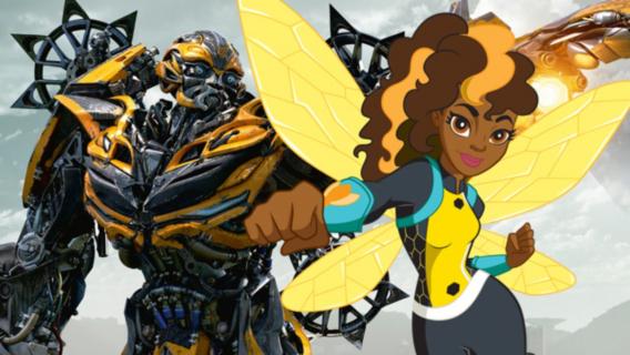 Bumblebee – jest rozstrzygnięcie sporu pomiędzy Hasbro i DC Comics
