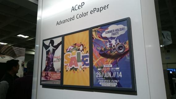 Kolorowy wyświetlacz E Ink wyświetli 32000 barw. Niestety, nie poczytamy na nim komiksów