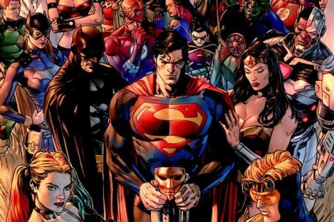 Heroes in Crisis – herosi też walczą z traumą. Zobacz okładki komiksu