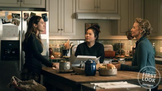 Elizabeth Olsen i Kelly Marie Tran w serialu Sorry For Your Loss. Zobacz zwiastun