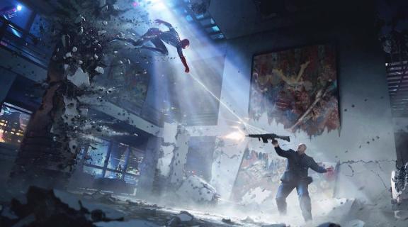 Marvel's Spider-Man – czego nie wiecie o grze? Ta książka zdradza wiele spoilerów