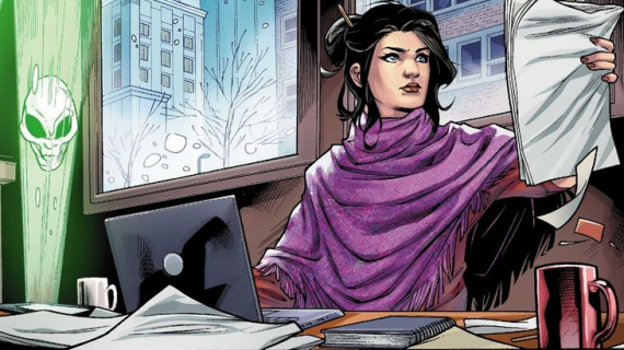 Lois Lane w Arrowverse – aktorka obsadzona