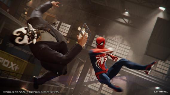 Czy Marvel's Spider-Man to dobra gra? Oceny nie pozostawiają wątpliwości