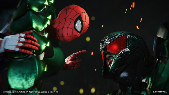 Przeciwnicy Pajączka mogli wyglądać inaczej. Zobacz grafiki koncepcyjne z Marvel's Spider-Man
