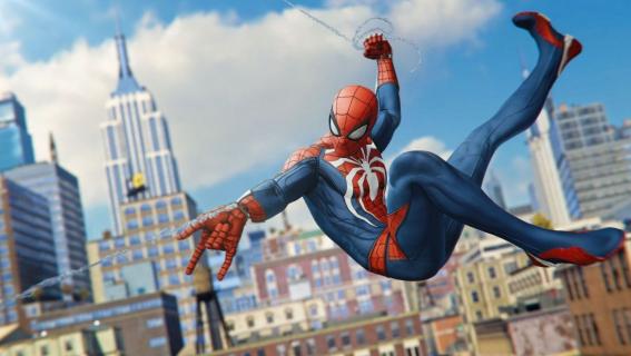 Pajączek na topie. Marvel's Spider-Man najszybciej sprzedającą się grą roku w Wielkiej Brytanii